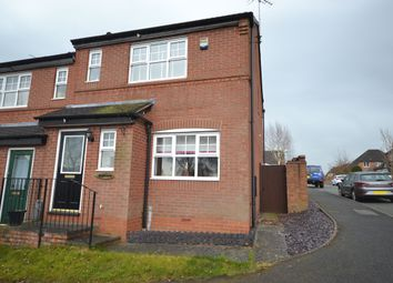 Thumbnail 3 bed semi-detached house for sale in Charlestown Grove, Longton, Stoke-On-Trent