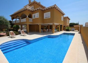 Thumbnail 4 bed villa for sale in Cabo Roig, Valencia, Spain