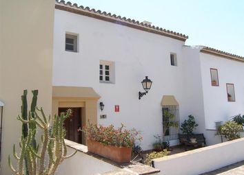 Thumbnail 3 bed town house for sale in Spain, Málaga, Mijas