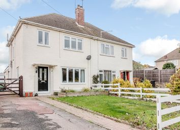 Thumbnail 3 bed semi-detached house for sale in Burns Road, Maidstone, Kent