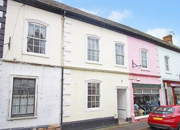 Thumbnail 3 bed terraced house for sale in Maristow Street, Westbury, Wiltshire, Uk