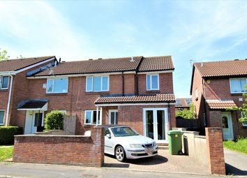 Thumbnail 3 bed semi-detached house for sale in Fairhaven Close, St Mellons, Cardiff