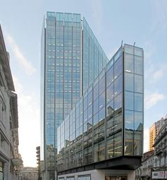 Thumbnail Office to let in Old Broad Street, London