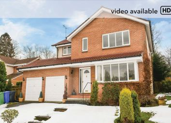 Thumbnail 4 bed detached house for sale in Kenningknowes Road, Stirling