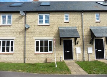 Thumbnail 2 bedroom terraced house to rent in Fritillary Mews, Ducklington, Witney, Oxon