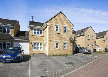 Thumbnail 3 bedroom terraced house for sale in Oakwood Gardens, Halifax, West Yorkshire