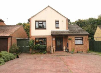 Thumbnail 4 bedroom detached house for sale in Salcey Close, St Leonards-On-Sea, East Sussex