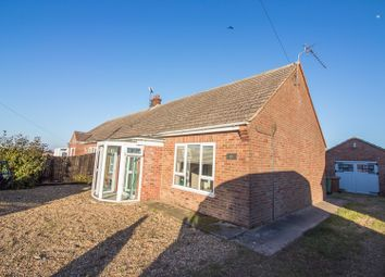 Thumbnail 2 bed detached bungalow for sale in Days Lode Road, March