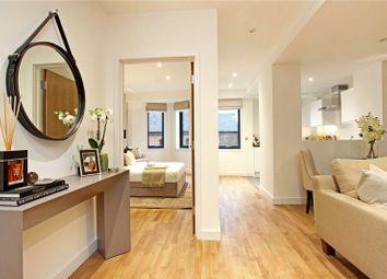 Thumbnail 2 bed flat for sale in St Leonards Road, Windsor, Berkshire