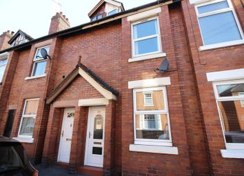 Thumbnail Terraced house for sale in Parker Street, Leek, Staffordshire