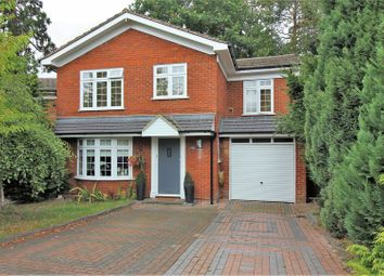 Thumbnail 5 bed detached house for sale in Old Portsmouth Road, Camberley