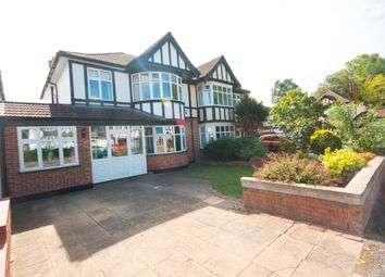 Thumbnail 4 bed semi-detached house for sale in The Chase, Pinner, Middlesex