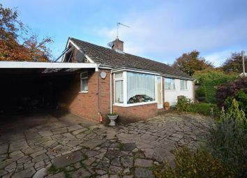 Thumbnail 3 bed detached bungalow for sale in Joys Green, Lydbrook, Gloucestershire