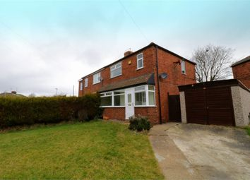 Thumbnail 3 bedroom semi-detached house for sale in Cherry Tree Crescent, Wickersley, Rotherham, South Yorkshire