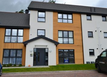 Thumbnail 2 bed flat to rent in 26 Riddock Gardens, Forres