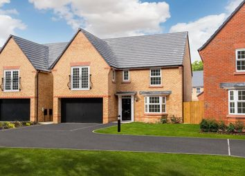 "Thumbnail 4 bed detached house for sale in ""Shelbourne"" at Dixon Drive, Chelford, Macclesfield"