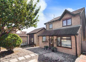 Thumbnail 4 bed detached house for sale in Gainsborough Avenue, Bradwell, Great Yarmouth