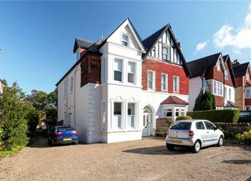 Thumbnail 2 bed flat for sale in Eardley Road, Sevenoaks, Kent