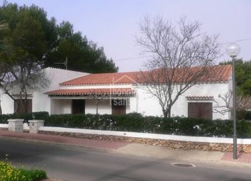 Thumbnail 4 bed villa for sale in Cala Blanca, Ciutadella De Menorca, Balearic Islands, Spain