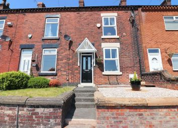 Thumbnail 2 bed terraced house for sale in Chaddock Lane, Boothstown, Manchester