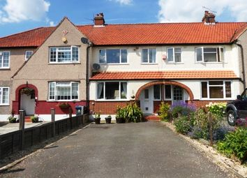 Thumbnail 3 bed terraced house for sale in Mansfield Road, Chessington