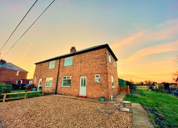 Thumbnail 2 bed semi-detached house for sale in Highthorpe, Southrey, Lincoln