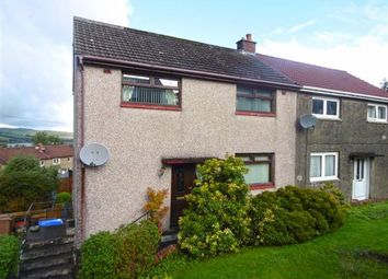 Thumbnail 3 bed semi-detached house for sale in Macaterick Drive, Bellsbank, Dalmellington, Ayr