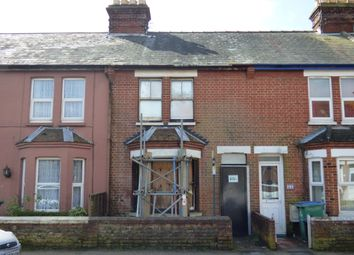 Thumbnail 3 bed terraced house for sale in Linden Road, Littlehampton