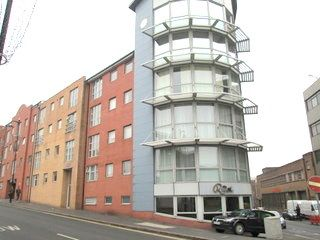 Thumbnail 1 bed flat to rent in Newhall Hill, City Centre
