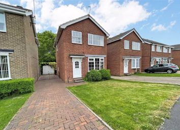 Thumbnail 3 bed detached house for sale in Stonebeck Avenue, Harrogate, North Yorkshire