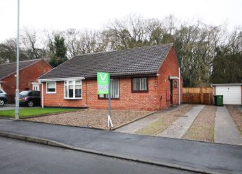 Thumbnail 2 bed semi-detached bungalow for sale in Langmere, Spennymoor
