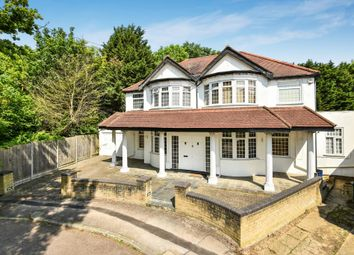 Thumbnail 4 bed detached house for sale in St James Close, Whetstone