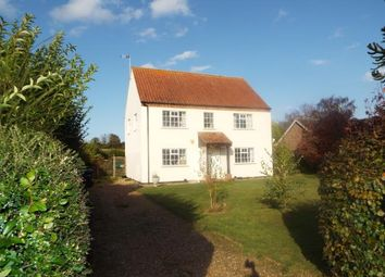 Thumbnail 3 bed detached house for sale in Little Massingham, King's Lynn, Norfolk
