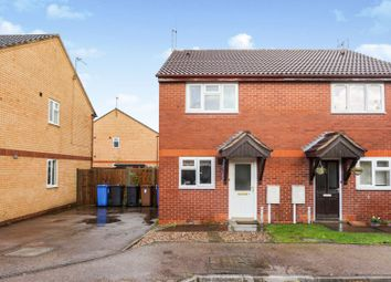 Thumbnail 2 bed semi-detached house for sale in Ryedale Gardens, Littleover, Derby