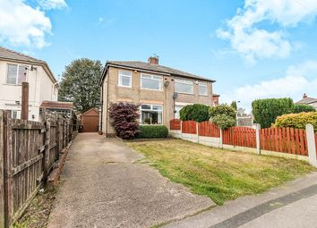 Thumbnail 2 bedroom semi-detached house for sale in Larch Drive, Low Moor, Bradford