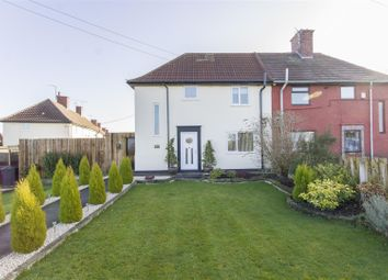 Thumbnail 2 bed semi-detached house for sale in Rectory Road, Duckmanton, Chesterfield