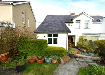 Thumbnail 3 bedroom semi-detached house for sale in Waterloo Road, Capel Hendre, Ammanford