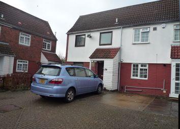 Thumbnail 3 bed end terrace house for sale in Scott Gardens Off Cranford Lane, Heston, Hounslow
