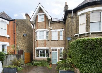 Thumbnail 4 bed terraced house to rent in Leicester Road, East Finchley, London