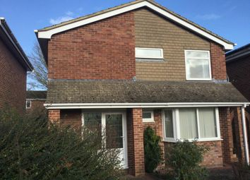 Thumbnail 3 bed detached house to rent in Lime Tree Close, Grove