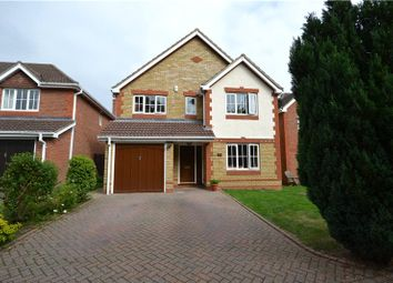 Thumbnail 4 bed detached house to rent in Dyer Road, Wokingham, Berkshire