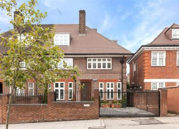 Thumbnail 6 bed detached house to rent in St. Johns Wood Road, London