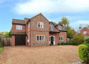 Thumbnail 4 bed detached house for sale in Greenwood, Walters Ash, High Wycombe