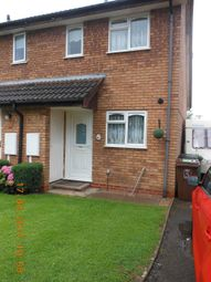 Thumbnail 1 bed end terrace house to rent in Highfield, Meriden