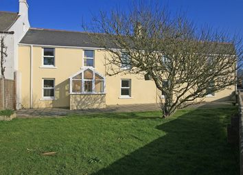 Thumbnail 4 bed semi-detached house for sale in Old Mill Farm, La Heche, Alderney