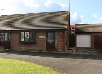 Thumbnail 2 bed semi-detached bungalow for sale in Neyland Road, Steynton, Milford Haven