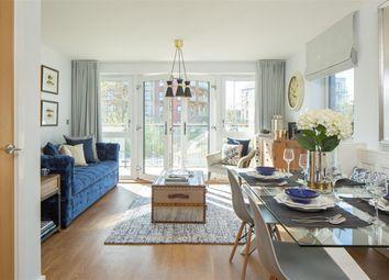 Thumbnail 3 bed terraced house for sale in Atlas Way, Oakgrove, Milton Keynes
