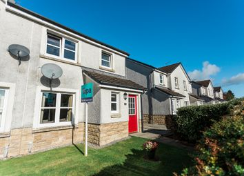 Thumbnail 3 bed end terrace house for sale in Bradford Gardens, Dumfries