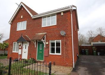 Thumbnail 2 bed semi-detached house to rent in Rushy Way, Emersons Green, Bristol