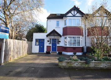 Thumbnail 5 bedroom semi-detached house for sale in Phyllis Avenue, New Malden